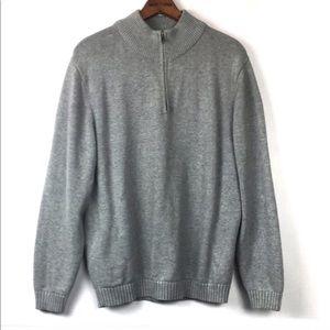 L.L. Bean 100% Cotton Sweater Pullover